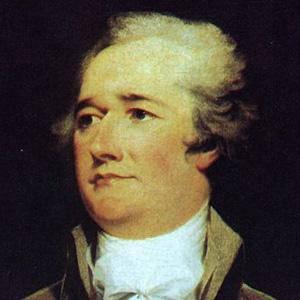 Alexander Hamilton Age