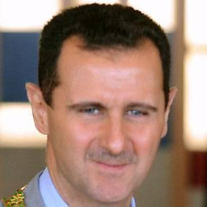 Bashar Al-Assad Age