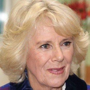 Camilla Parker Bowles Age