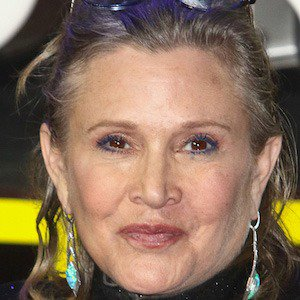 Carrie Fisher Age
