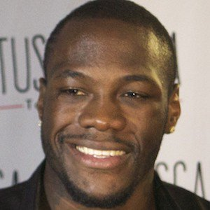 Deontay Wilder Age