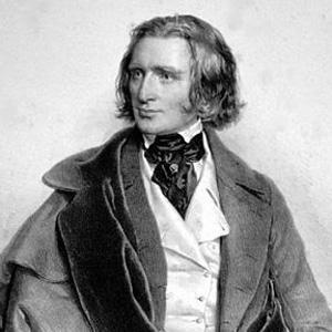 Franz Liszt Age