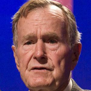 George H.W. Bush Age