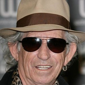 Keith Richards Age