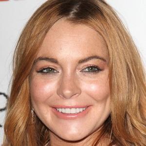 Lindsay Lohan Age
