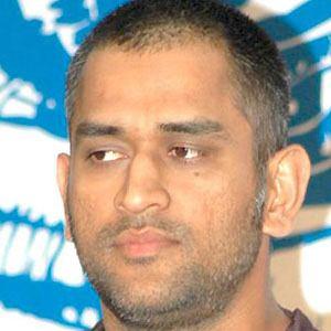 Mahendra Singh Dhoni Age