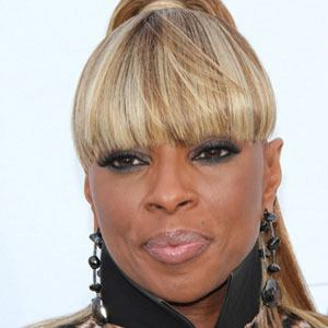 Mary J. Blige Age