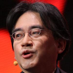 Satoru Iwata Age