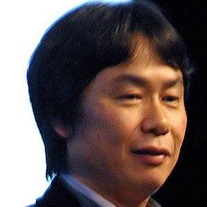Shigeru Miyamoto Age