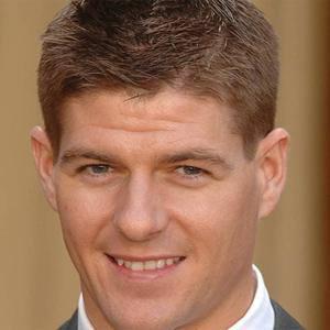 Steven Gerrard Age