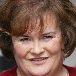 Susan Boyle Age