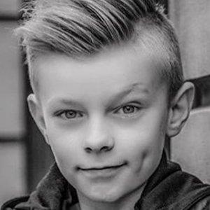 Theo Haraldsson Age