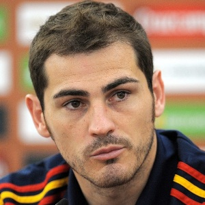 Iker Casillas Age