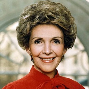 Nancy Reagan Age