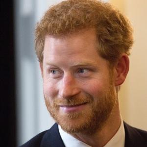 Prince Harry Age
