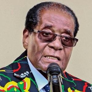Robert Mugabe Age