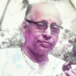 K. S. Narayanaswamy Age