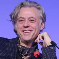Bob Geldof Age
