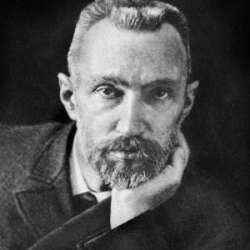 Pierre Curie Age