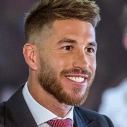 Sergio Ramos Age