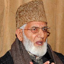Syed Ali Shah Geelani Age