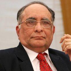 Sarosh Homi Kapadia Age