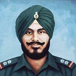 Subedar Joginder Singh Age