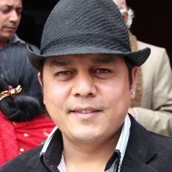 Dilip Rayamajhi Age