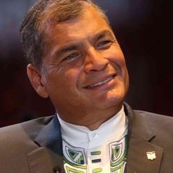 Rafael Correa Age
