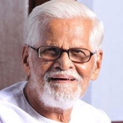 P. Gopinathan Nair Age