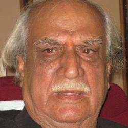 Jawahar Lal Kaul Age