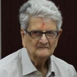 Keki Hormusji Gharda Age