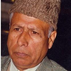 Ghulam Mohammad Saznawaz Age