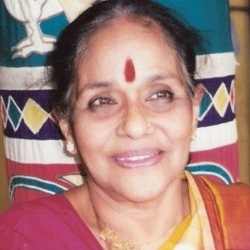 M. K. Saroja Age