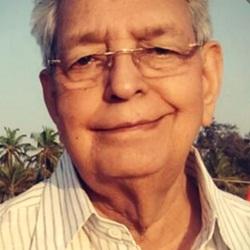 Indu Bhushan Sinha Age