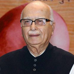 L. K. Advani Age