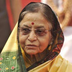 Pratibha Patil Age