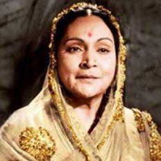 Durga Khote Age