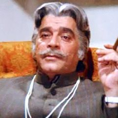 Ajit Khan Age