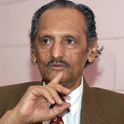 K. S. Nissar Ahmed Age
