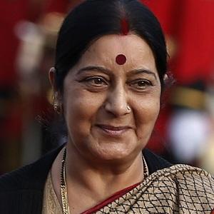 Sushma Swaraj Age
