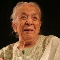 Zohra Sehgal Age