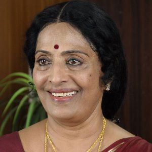 K. R. Vijaya Age
