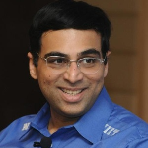 Viswanathan Anand Age