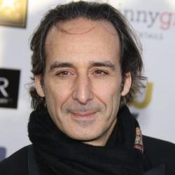 Alexandre Desplat Age