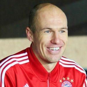 Arjen Robben Age