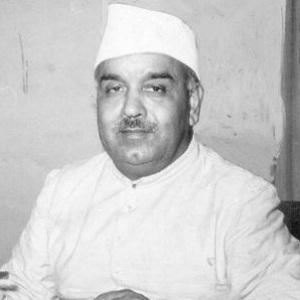Rafi Ahmed Kidwai Age