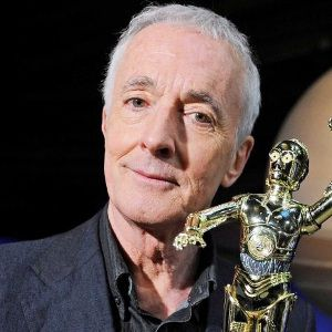 Anthony Daniels Age