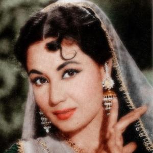 Meena Kumari Age