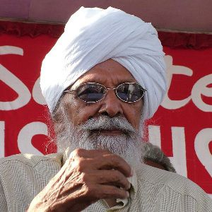 Harkishan Singh Surjeet Age